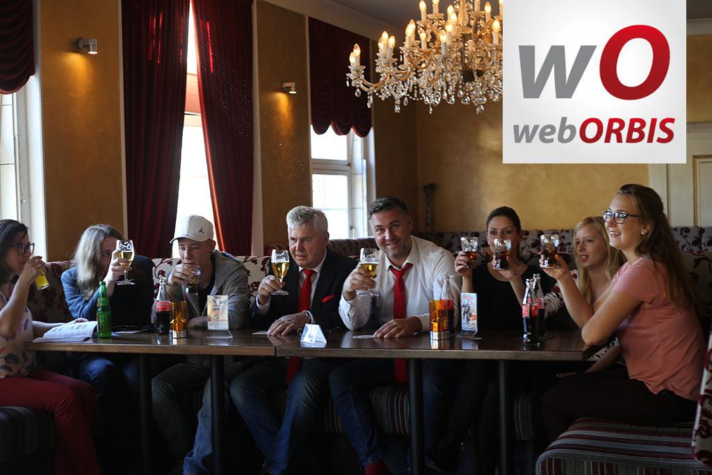 webORBIS Webagentur Ansbach, Anstossen