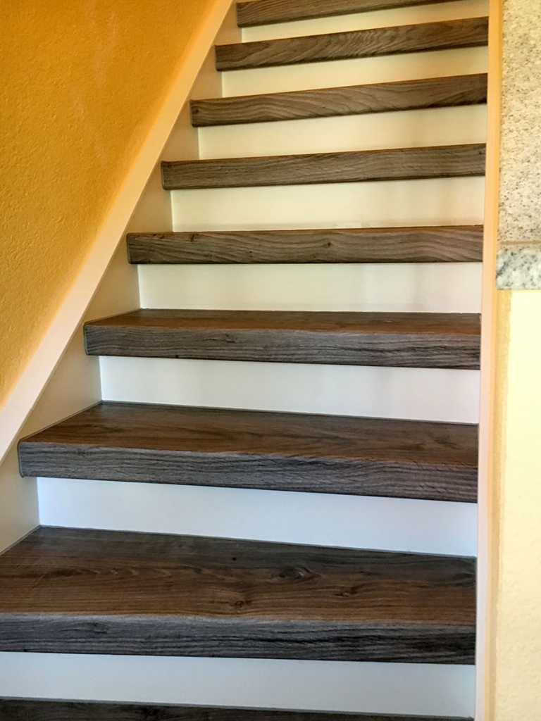 Treppenrenovierung Nördlingen | MST Strauß GmbH, Treppe Nördlingen Nachher