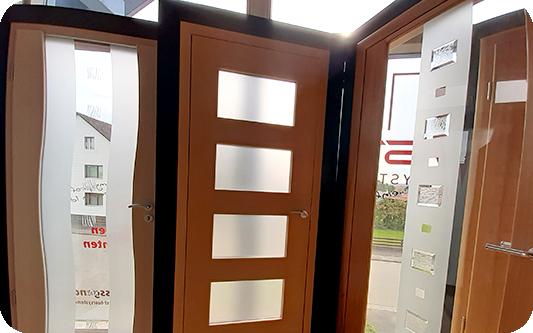 Türmontage Nördlingen | Tür Nördlingen, Haustür